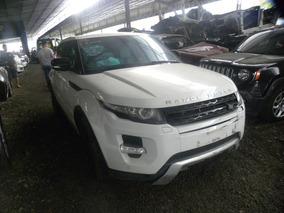 Sucata Land Rover Evoque 2.0 Si4 Dynamic 5p 2013