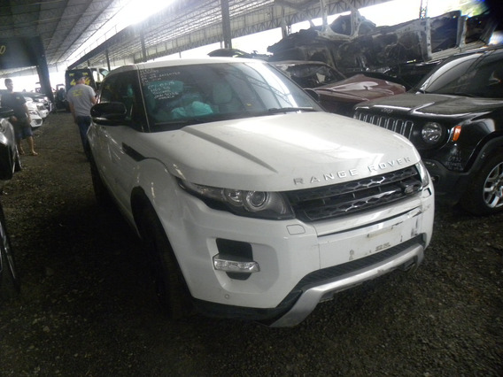 Sucata Land Rover Evoque 2.0 Si4 Dynamic 5p 2013