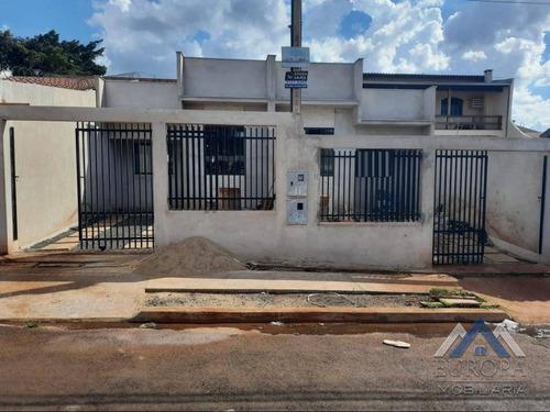 Casa À Venda, 73 M² Por R$ 220.000,00 - Parque Leblon - Londrina/pr - Ca1470