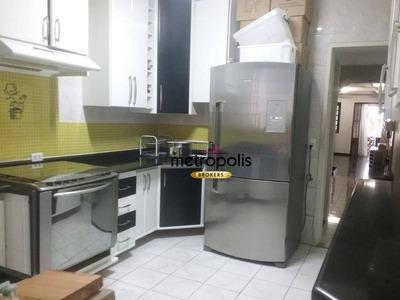 Sobrado Com 6 Dormitórios À Venda, 500 M² Por R$ 1.700.000 - Prosperidade - São Caetano Do Sul/sp - So0454