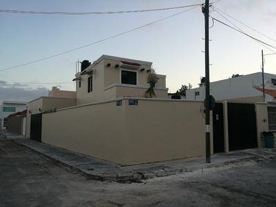 Rento Casa Comoda Y Amplia A 100 Mts De Fco De Montejo