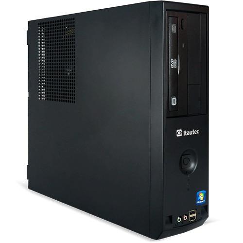 Pc Recertificado Itautec 4272p Dc 840 4gb 500gb Dvd Win7 Pro