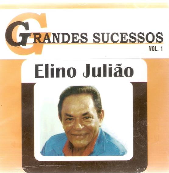 Cd Elino Juliao - Grandes Sucessos - Novo Lacrado***