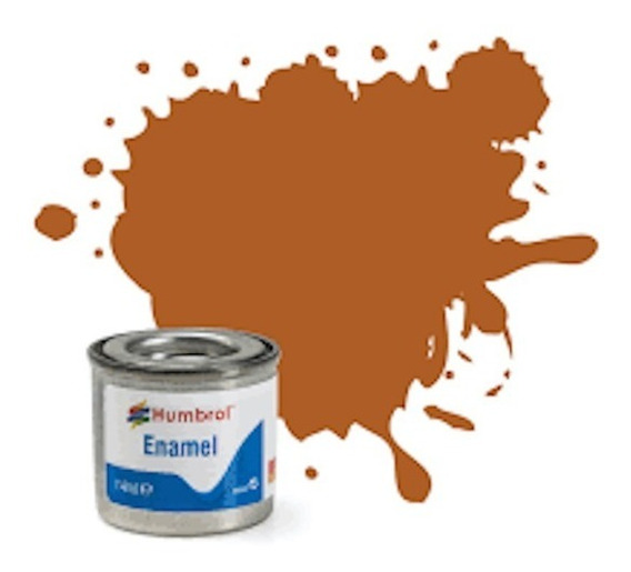 Tinta Enamel Bronze Metallic 55 14ml Humbrol