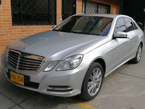 Mercedes Benz E350 Mod 2012 Blindado De Fabrica Nivel 3