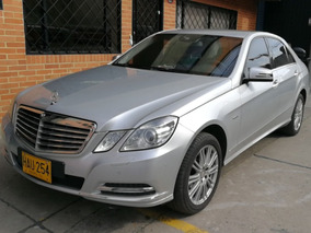 Mercedes Benz E350 Mod. 2012 Blindado De Fabrica