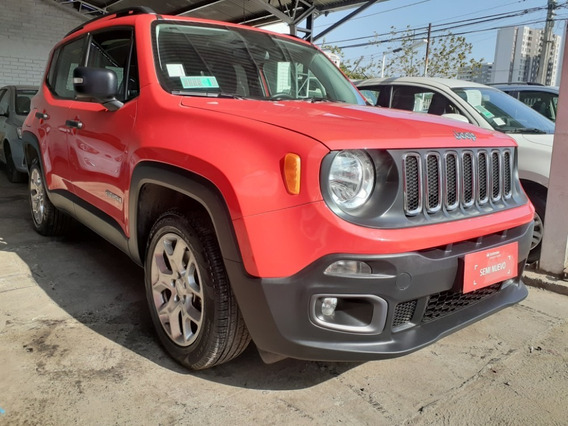 Jeep Renegade Sport 4x2 2018