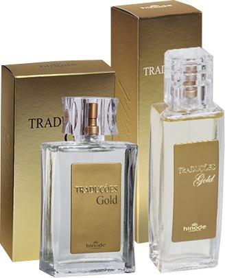 Perfumes Traduções Gold Lacrado