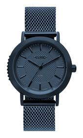 Relógio Euro Feminino Azul Analógico Eu2036ynb/4a