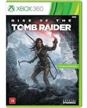 Rise Of The Tomb Raider Xbox 360 Mídia Digital