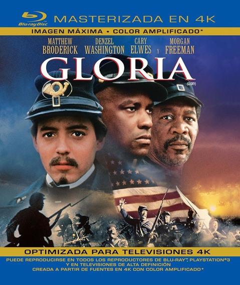 Gloria Glory 1989 Masterizada En 4k Pelicula Blu-ray