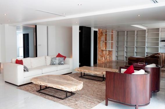 Espectacular Jr Penthouse En Renta Emilio Castelar Y Goldsmith, Polanco.