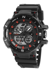 Relógio Mormaii Masculino Acqua Pro Mo1949a/8p Esportivo