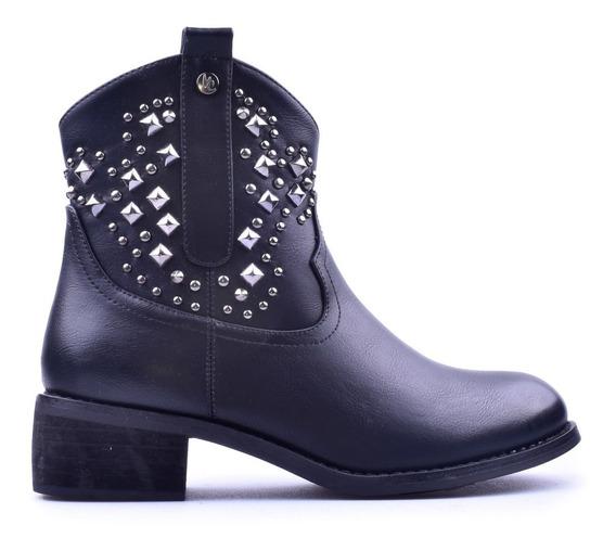 Bota Almendra Massimo Chiesa - Enzo Shoes