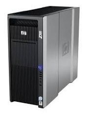 Workstation Hp Z800 2x Xeon X5680 128gb
