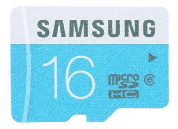 Cartão De Memória Samsung Tf 16g