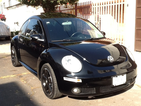 Volkswagen Beetle 2010 2.5 Black Edition Sport Tiptronic At