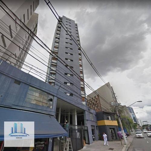 Imagem 1 de 4 de Apartamento Com 2 Dormitórios À Venda, 61 M² Por R$ 590.000,00 - Moema - São Paulo/sp - Ap3532
