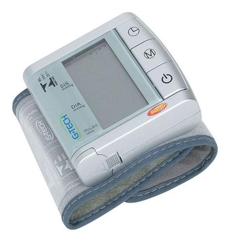Medidor de pressão arterial digital de pulsoG-Tech BP3BK1
