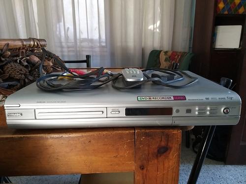 Grabador Y Reproductor De Dvd, Philips, Mod Dvdr3355