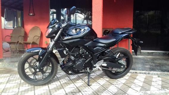 Yamaha Yamata Mt 03