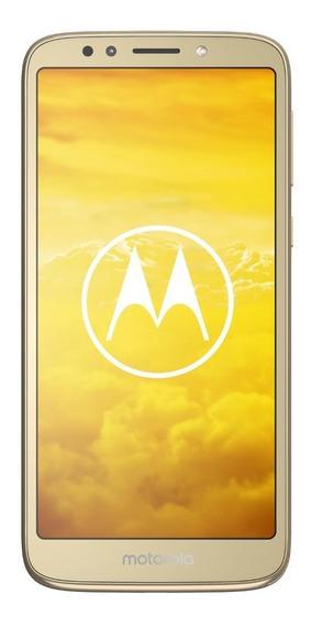 Celular Libre Motorola Xt1920-18 Moto E5 Play Dorado