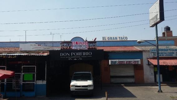 Local Comercial Don Porfirio En San Buenaventura Ixtapaluca