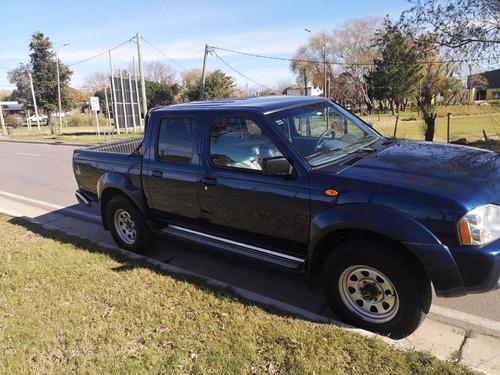 Nissan Frontier 2013 2.4 Le 4x4 Mt