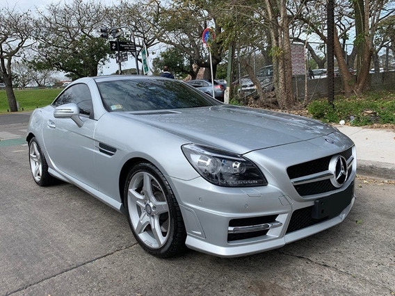 Mercedes Benz Slk 350 Amg 2014 12000kms
