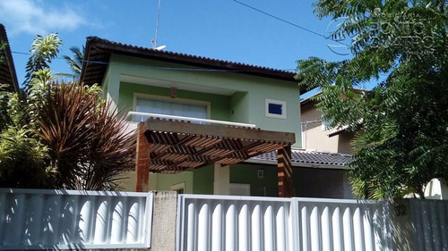 Casa Em Condominio - Catu De Abrantes - Ref: 2722 - V-2722