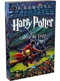 Harry Potter E O Cálice De Fogo. Livro De J K Rowling.