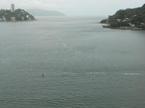 Imagem 1 de 14 de São Vicente- 2 Dom-dep-1 Vg Col-vista P/mar Andar Alto-otimo