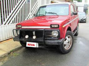Lada Niva 4x4 Motor Ap No Documento Laudo/vistoria Aprovado