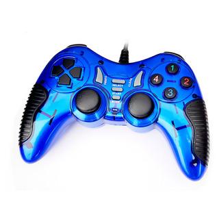 Gamepad Usb Para Pc Kgj-065 Azul Kolke Gfx