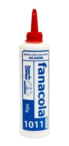 Adhesivo Cola Vinilica Fanacola 1011   Pomo   500g