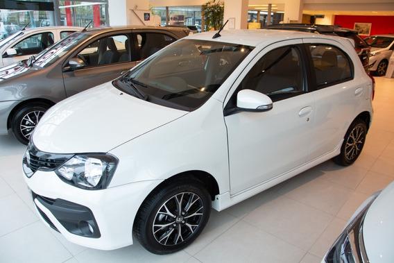 Toyota Etios Xls 1.5 6m/t 5p 2020