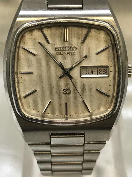 Relógio Seiko Quartz De Outubro De 1979 Relogiodovovô.