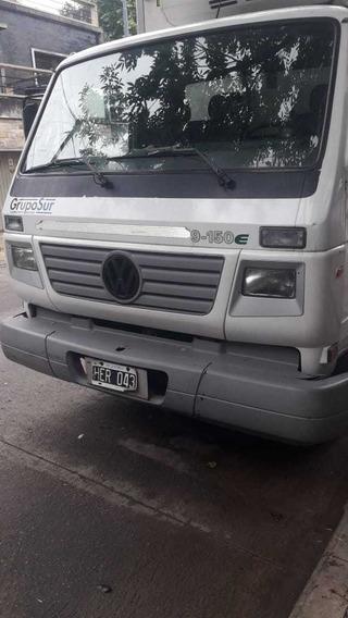 Camion Vw Equipado Con Caja Termica Carnicera Con Eq De Frio
