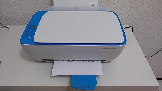 Impressora Multifuncional Hp Deskjet Ink Advantage 3636 Wifi