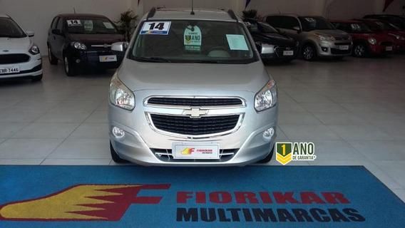 Chevrolet Spin Lt 5s 1.8 Flex Aut. Completa