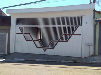 Casa Com 02 Dormitórios E 03 Vagas De Garagem No Metalúrgicos - 11271
