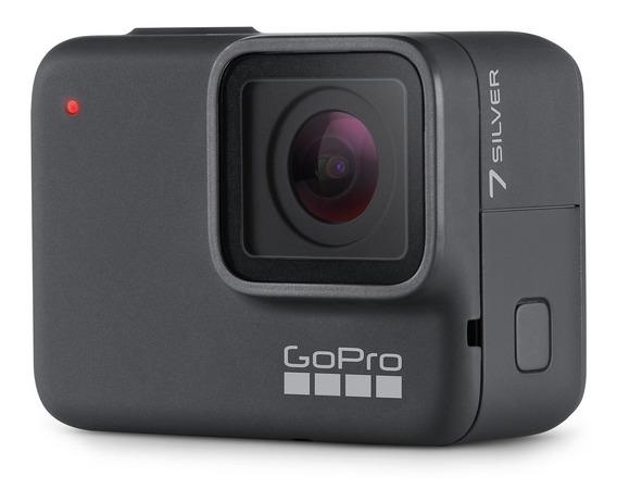 Câmera Digital Gopro Hero 7 Silver, Envio Imediato