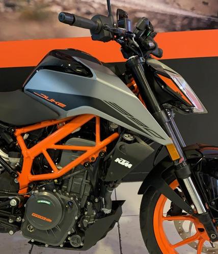 Imagem 1 de 15 de Ktm Duke 390 2022 Prata  Só Na Amaro Motos ...poucas Unid.