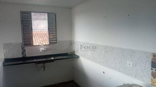 Imagem 1 de 13 de Casa Para Alugar, 92 M² Por R$ 1.110,00/mês - Jardim Palmira - Guarulhos/sp - Ca0960