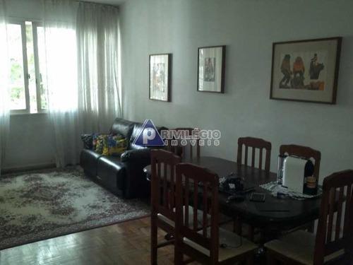 Imagem 1 de 18 de Apartamento À Venda, 3 Quartos, Copacabana - Rio De Janeiro/rj - 3446