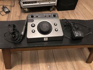 Control De Monitoreo Jbl - Msc1 Super Completo No Urei