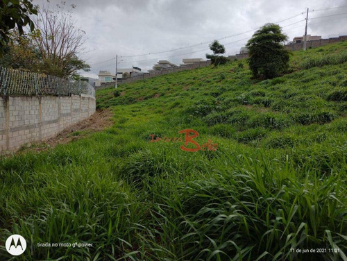 Imagem 1 de 6 de Terreno À Venda, 450 M² Por R$ 170.000 - Jardim Alto De Santa Cruz - Itatiba/sp - Te0911