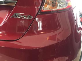 Ford Fiesta Se Plus At Anticipo Y Cuotas- Entraga Inmediata