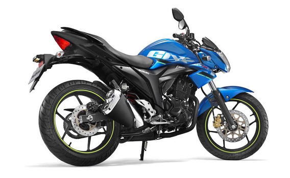 Suzuki Gixxer Gsx 150 Con Tarjetas En 12 Y 18 Cuotas Azul