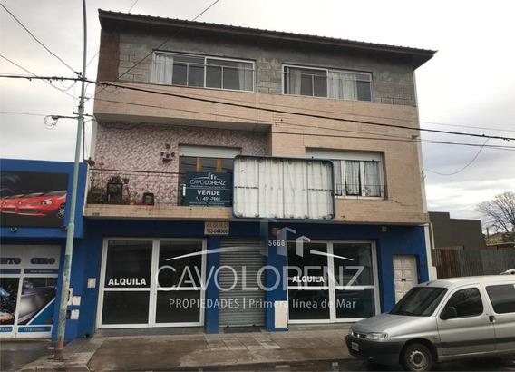 Zona Alberti Y Tierra Del Fuego. Venta Local Con Vivienda. Se Vende Con Renta.